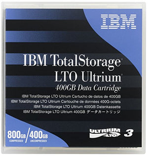 Ibm Storage Media-accutech-bro Ibm Total Storage Lto Ultrium X 1 - 1 X Lto Ultrium 400 Gb / 800 Gb