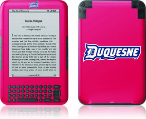 Skinit Kindle Skin (Fits Kindle Keyboard), Duquesne University