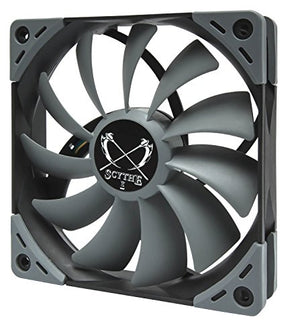 Scythe Kaze Flex Sealed Precision FBD 120mm PWN Fan @300-1200 RPM