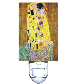 The Kiss by Klimt Decorative Night Light