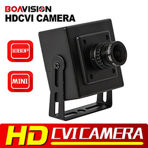 2MP HDCVI 1080P 2.8mm Lens Super Mini Size 4242mm CCTV CVI HD Camera For 19201080 CVR DVR