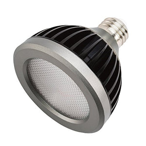 Kichler 18091 PAR30 13W LED 3000K 40-Degree, Clear
