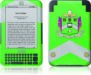Skinit Kindle Skin (Fits Kindle Keyboard), Delta Sigma Phi