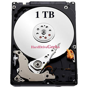 1TB 2.5 Laptop Hard Drive for Dell Inspiron 11z (1110), 11z (1120), 11z (1121), 13 (1318),13 (1320), 13 (1370),13R (N3010), 13z (N311z)