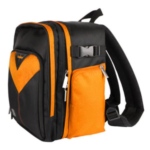 Nikon Coolpix P530 Orange Sparta Collection SLR Camera Backpack