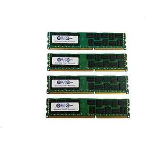 16GB (4x4GB) Memory RAM Compatible with Dell PowerEdge R420 ECC REGISTER for Servers only By CMS B128
