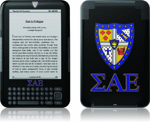 Skinit Kindle Skin (Fits Kindle Keyboard), Sigma Alpha Epsilon