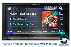 Tuff Protect Anti Glare Screen Protectors For Pioneer Avh 4100nex 7