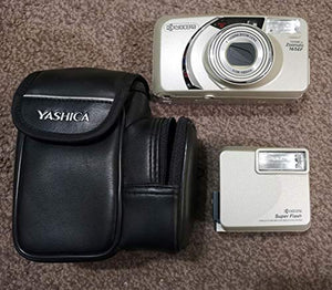 YASHICA OPTICAL OPTICAL ZoomMate 165 Compact 35mm Camera