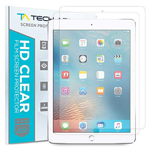 Tech Armor Anti Glare/Anti Fingerprint Film Screen Protector (Not Glass) For Apple I Pad Air/Air 2 /