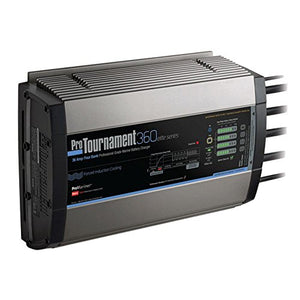 ProMariner ProTournament 360elite Quad Charger - 36 Amp, 4 Bank