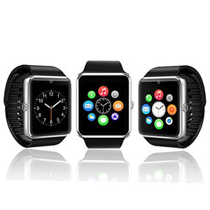 Indigi Fashion GT8 Gear Bluetooth Smartwatch Wireless Phone Touch Screen - Great Gift!