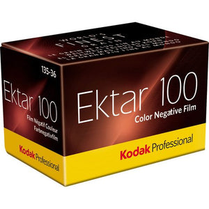 20 Rolls Kodak Professional Ektar 100 135-36 Color Negative 35mm Film