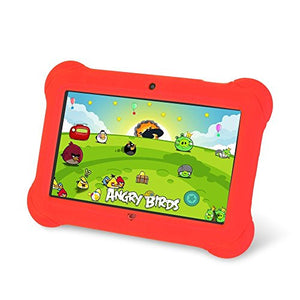 Zeepad Kids TABZ7 Android 4.4 Quad Core Five Point Multi Touch Tablet PC, 7