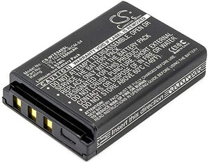 Cameron Sino Replacement Battery Wacom Intuos4 Wireless, PTK-540WL, PTK-540WL-EN