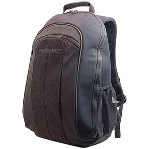 Mobile Edge MECBP1 17.3 Notebook Backpack Eco-Friendly Canvas Black Consumer Electronics