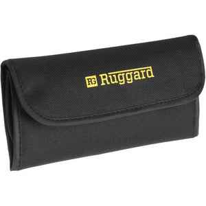 Ruggard Six Pocket Filter Pouch (Up to 82mm)