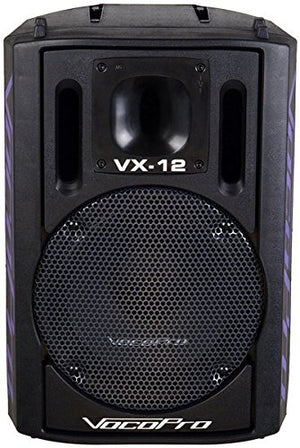 VocoPro  VX-12 Professional 12 Karaoke Vocal Speaker