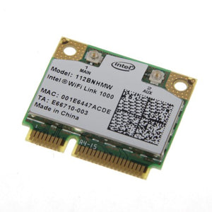 Intel Link 1000 Wireless 112BNHMW Half Mini Pci-e WLAN WiFi Card