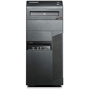 Lenovo ThinkCentre M92p Minitower Desktop PC - Intel Core i5-3470 3.2GHz 8GB 250GB DVDRW Windows 10 Professional (Renewed)