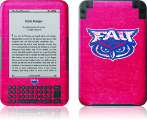 Skinit Kindle Skin (Fits Kindle Keyboard), Florida Atlantic University