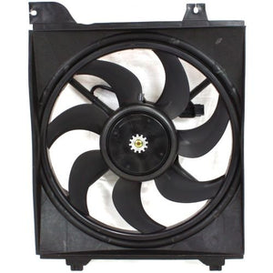MAPM Premium RIO 06-07 RADIATOR FAN SHROUD Assembly, Left Side