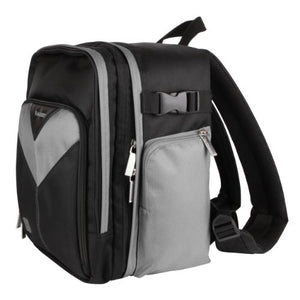 Nikon Coolpix P530 Gray Sparta Collection SLR Camera Backpack