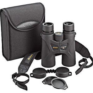 Nikon Prostaff 3 S 10x42 Binocular For Hunting And Birdwatching, Black