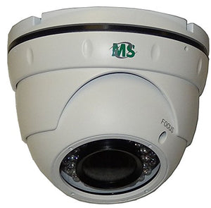1000TVL Outdoor Varifocal 2.8-12 mm IR Dome Camera