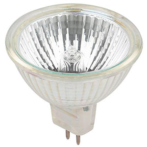 Westinghouse Lighting 0472700 35 Watt MR16 Halogen Flood Clear Lens Light Bulb with GU7.9/8.0 Base