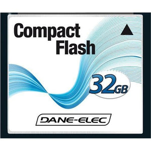 Dane-Elec 32GB Compact Flash CF Card