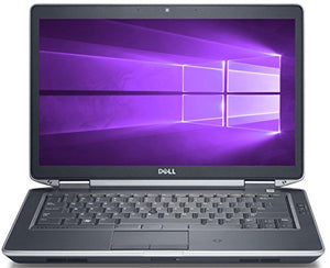 Dell Latitude E6430 Laptop - HDMI - Intel Core i5 2.6ghz - 8GB DDR3 - 320GB - DVD - Windows 10 Pro 64bit - (Renewed)