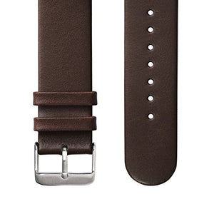Wellograph Leather Strap, Brown