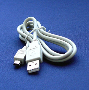 Usb Cable Lead Cord For Vtech V Tech Kidi Zoom, Kidizoom Pro, Plus Etc Childrens Kids Multimedia Dig