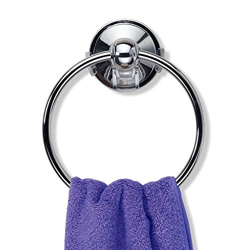 Hotel Spa AquaCare Series Insta-Mount Towel Ring