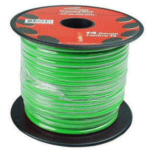 Audiopipe AP14500GR Audiopipe 14 Gauge 500Ft Primary Wire Green