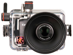 Ikelite Underwater Camera Housing for Canon Powershot SX-240 HS and SX260 HS Digital Cameras