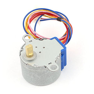 DC 5V 4 Phase 5 Wires Speed Reducing Stepping Stepper Motor 28YBJ-48