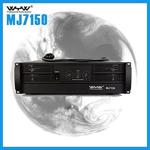 MJ7150 2.0 speaker power amplifier made in china