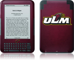 Skinit Kindle Skin (Fits Kindle Keyboard), University of Louisiana Monroe