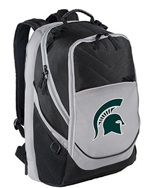 Broad Bay Michigan State University Backpack Michigan State Laptop Computer Bag