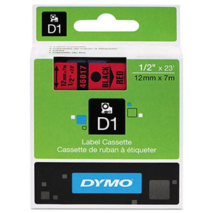 DYM45017 - Dymo D1 Standard Tape Cartridge for Dymo Label Makers