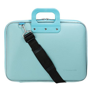 Sky Blue Laptop Messenger Bag Carrying Case for Acer Aspire, Switch, ChromeBook, Spin, Swift 13