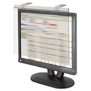 KTKLCD19SV - Kantek Secure-View LCD19SV Privacy Screen Filter Clear