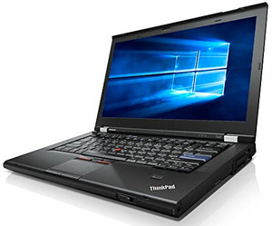 Lenovo ThinkPad T420 Laptop WEBCAM - i5 2.50ghz - 8GB DDR3 - 320GB - DVDRW - Windows 10 Home 64bit - (Renewed)