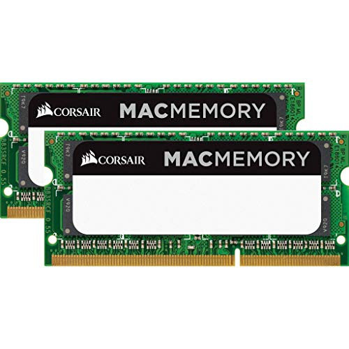 Corsair Apple Certified 16 Gb (2x8 Gb)  Ddr3 1333 M Hz (Pc3 10666) Laptop Memory 1.5 V