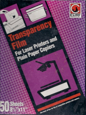 Transparency Film