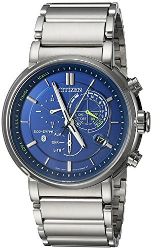 Citizen Men's Eco-Drive Proximity Smart Watch, BZ1000-54L