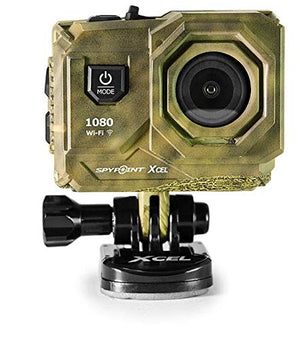 SPYPOINT XCEL 1080 Full HD WiFi Action Camera