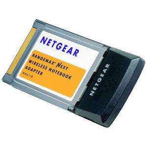 Netgear WN511B 802.11n Rangemax Next Wireless Notebook Adapter